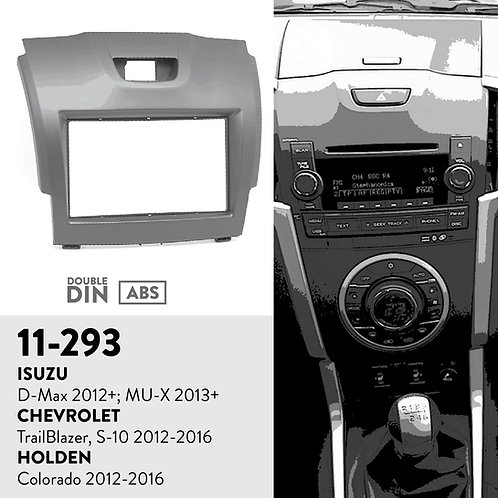 11-293 for ISUZU D-Max 2012+; MU-X 2013+ / CHEVROLET TrailBl