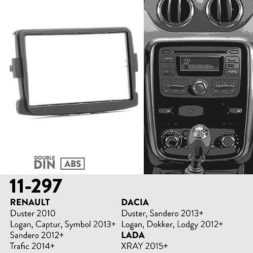11-297 Compatible with RENAULT Duster 2010+; Logan, Captur, Symbol 2013+; Sander