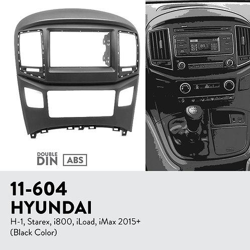 11-604 Compatible with HYUNDAI H-1, Starex, i800, iLoad, iMax 2015+