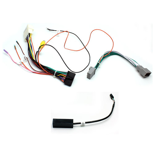 OEM Harness for Mitsubishi (Selected Models)