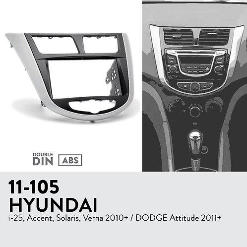 11-105 for HYUNDAI i-25, Accent, Solaris, Verna 2010+ / DODG