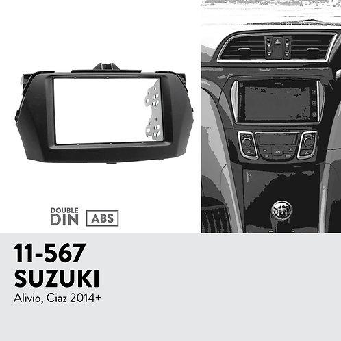 11-567 Compatible with SUZUKI Alivio, Ciaz 2014+