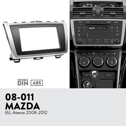 08-011 Compatible with MAZDA (6), Atenza 2008-2012