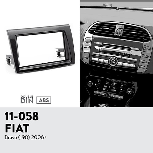 11-058 Compatible with FIAT Bravo (198) 2006+