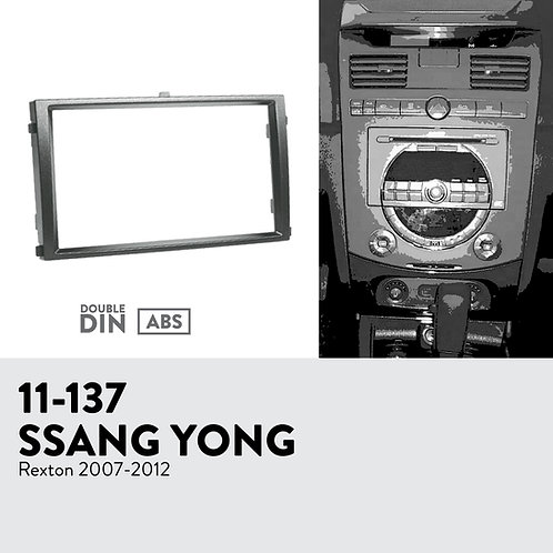 11-137 Compatible with SSANG YONG Rexton 2007-2012
