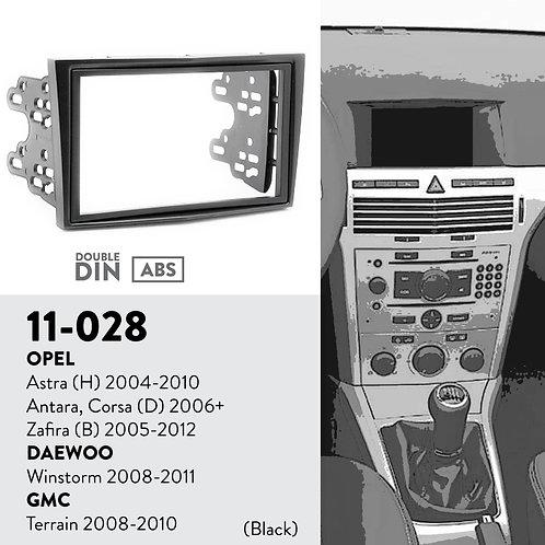 11-028 for OPEL Astra (H) 2004-2010; Antara, Corsa (D) 2006+