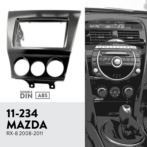 11-234 Compatible with MAZDA RX-8 2008-2011