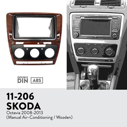 11-206 Compatible with SKODA Octavia 2008-2013
