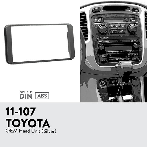 11-107 Compatible with TOYOTA OEM Head Units