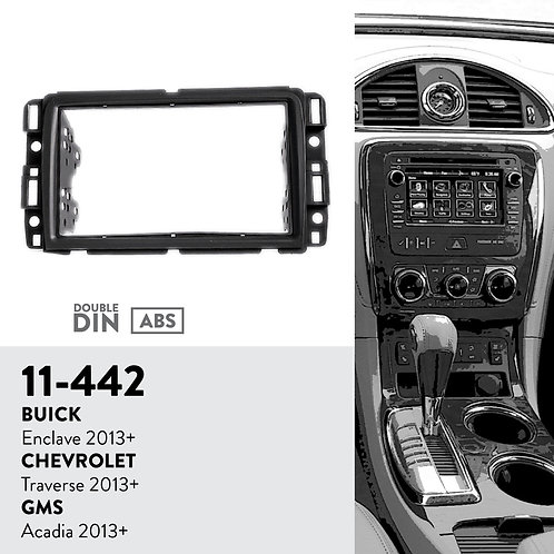 11-442 Compatible with BUICK Enclave 2013+ / CHEVROLET Traverse 2013+ /