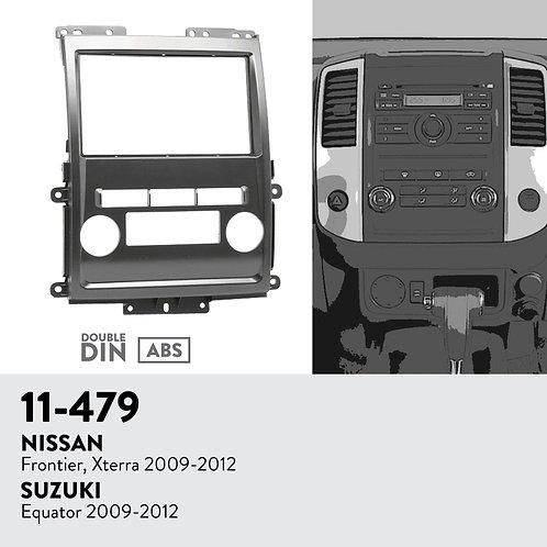 11-479 Compatible with NISSAN Frontier, Xterra 2009-2012 / SUZUKI Equator 20