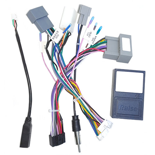 OEM Harness Compatible with Honda (Selected Models)