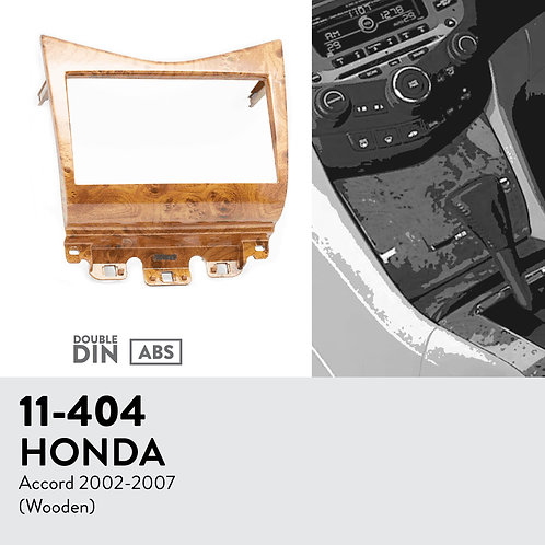11-404 Compatible with HONDA Accord 2002-2007
