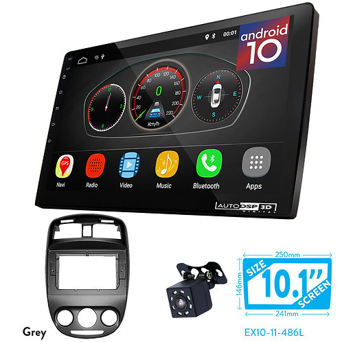 """10"""" Android 10 Car Stereo + Fascia Kit for BUICK Excelle 2013+"""