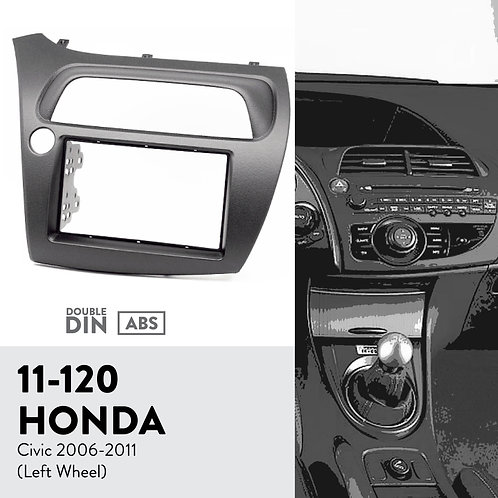 11-120 Compatible with HONDA Civic 2006-2011