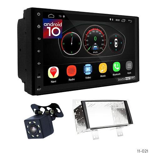 "7"" DSP Car Radio+Fascia Kit Compatible with KIA CEE'D 07-09"