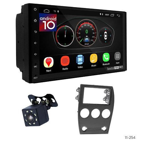 "7"" DSP Car Radio+Fascia Kit Compatible with Citroen C-Elysse 08-13"