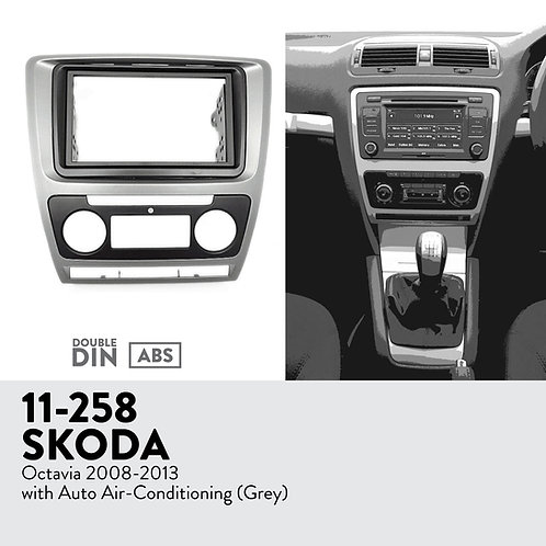 11-258 Compatible with SKODA Octavia 2008-2013