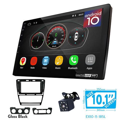 """10"""" Android 10 Car Stereo + Fascia Kit for SKODA Octavia 20"""