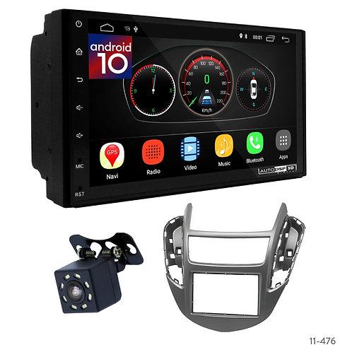 "7"" DSP Car Radio + Fascia Kit for Chevrolet Trax, Tracker/Holden Trax"