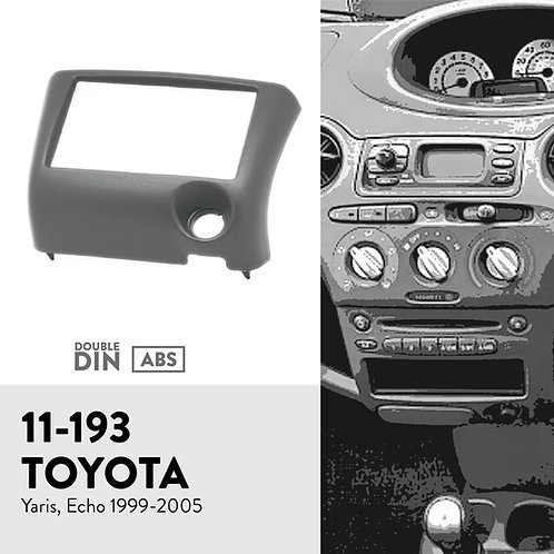 11-193 Compatible with TOYOTA Yaris, Echo 1999-2005