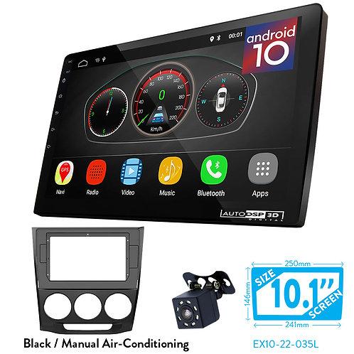 "10"" DSP Car Radio+Fascia Kit Compatible with HONDA Crider 2013-2018"