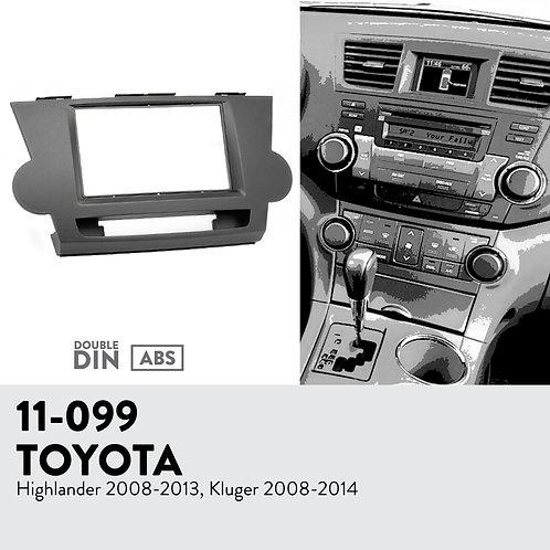 11-099 Compatible with TOYOTA Highlander 2008-2013, Kluger 2008-2014