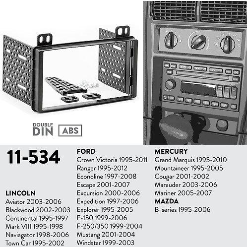 11-534 for FORD Crown Victoria 1995-2011, Ranger 1995-2012; Econoline....