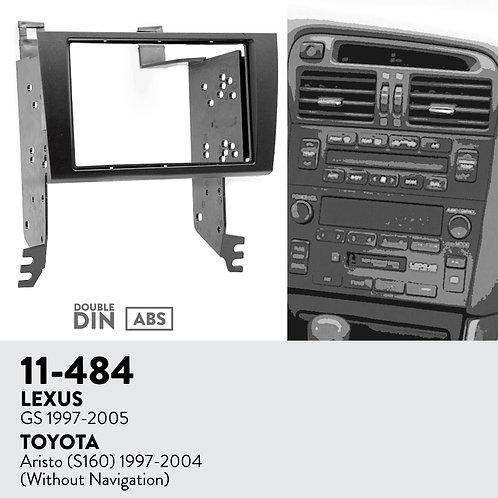 11-484 LEXUS GS 1997-2005 / TOYOTA Aristo (S160) 1997-2004