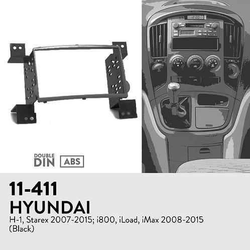 11-411 Compatible with HYUNDAI H-1, Starex 2007-2015; i800, iLoad, iMax