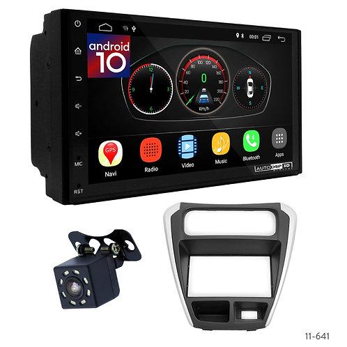 """7"""" DSP Car Radio+Fascia Kit Compatible with Suzuki Maruti Alto 800"""