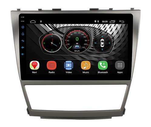 "UGAR 10.1"" Android 9.0 DSP Compatible with Toyota Camry 2007-2011 2GB 16GB"