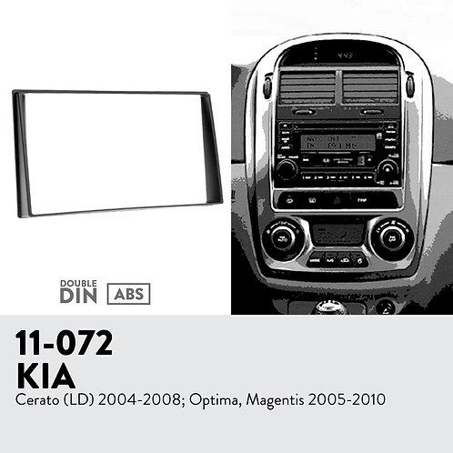 11-072 Compatible with KIA Cerato (LD) 2004-2008; Optima, Magentis 2005-
