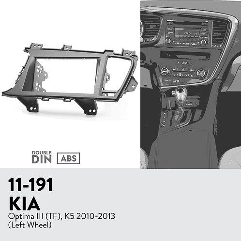 11-191 for KIA Optima III (TF), K5 2010-2013