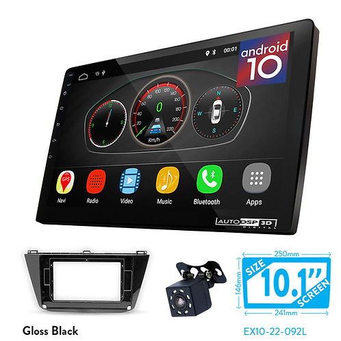 """10"""" Android 10 Car Stereo + Fascia Kit for VOLKSWAGEN Tiguan 2016+"""