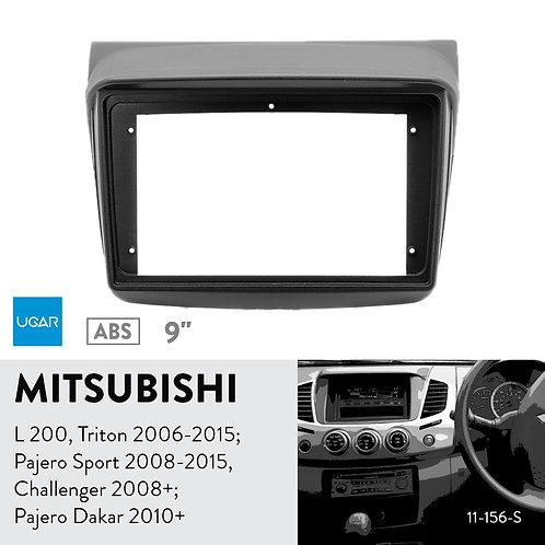 11-156S Compatible with MITSUBISHI L 200, Triton 2006-2015; Pajero Sport