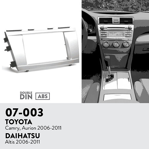 07-003 Compatible with TOYOTA Camry, Aurion 2006-2011 / DAIHATSU Altis 2
