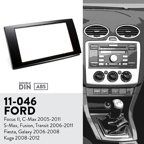 11-046 Compatible with Ford Focus II, C-Max 2005-2011; S-Max, Fusion, Transit 20