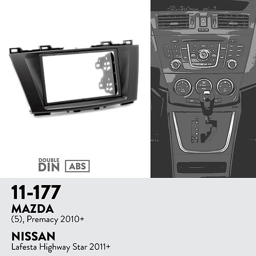 11-177 Compatible with MAZDA (5), Premacy 2010+ / NISSAN Lafesta Highway