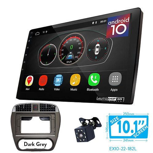 """10"""" Android 10 Car Stereo + Fascia Kit for NISSAN Sylphy 2005-2012"""