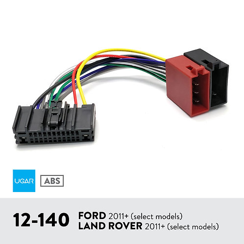 UGAR 12-140 Harness for FORD 2011+ (select models) / LAND ROVER 2011+ (select mo