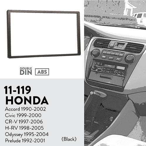 11-119 for HONDA Accord 1990-2002; Civic 1999-2000; CR-V 1997-2006; H-RV....