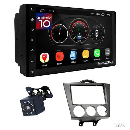 """7"""" DSP Car Radio + Fascia Kit for Mazda RX-8 03-08"""