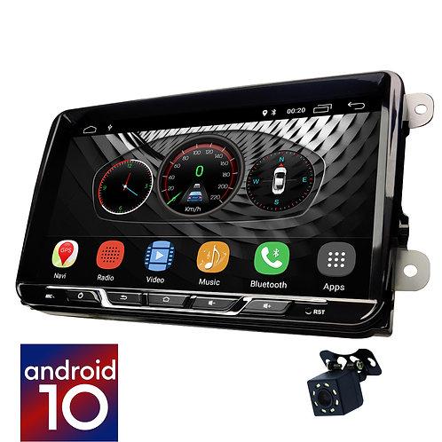 "VW-S 9"" Headunit 2+16GB for VW Touch Screen Radio Bluetooth WiFi GPS Navigation"