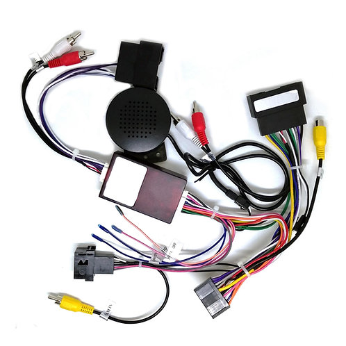OEM Harness A Compatible with Ford (Selected Model)