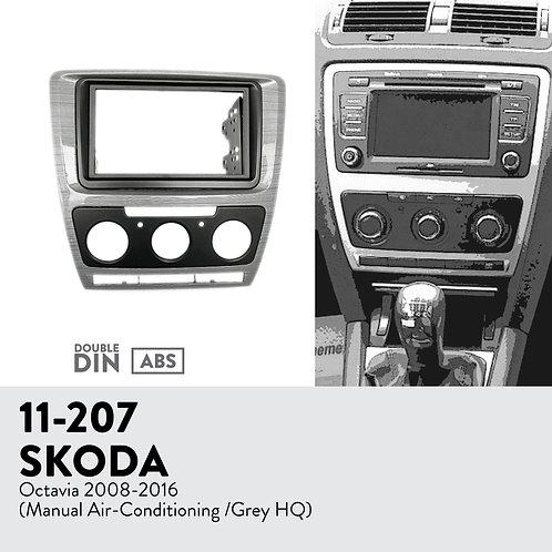 11-207 for SKODA Octavia 2008-2013