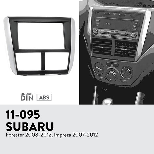 11-095 Compatible with SUBARU Compatible withester 2008-2012, Impreza 2007-2012