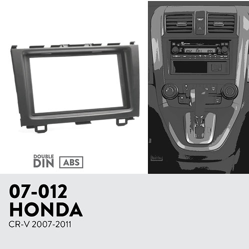 07-012 Compatible with HONDA CR-V 2007-2011