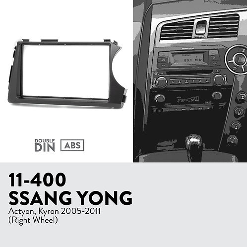 11-400 for SSANG YONG Actyon, Kyron 2005-2011