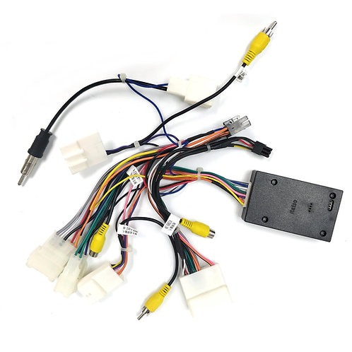 OEM Harness Compatible with Nissan (Selected Models)